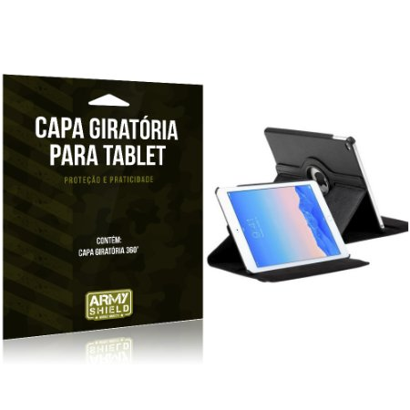 Capa Giratória para Tablet Apple iPad Air - Armyshield