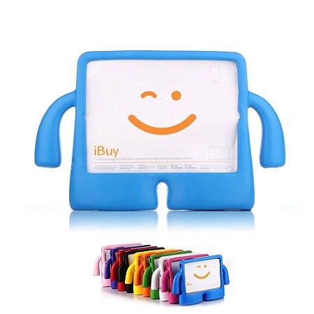 Capa para Ipad 2 3 4 Anti Impacto e Choque Infantil Emborrachada iBuy