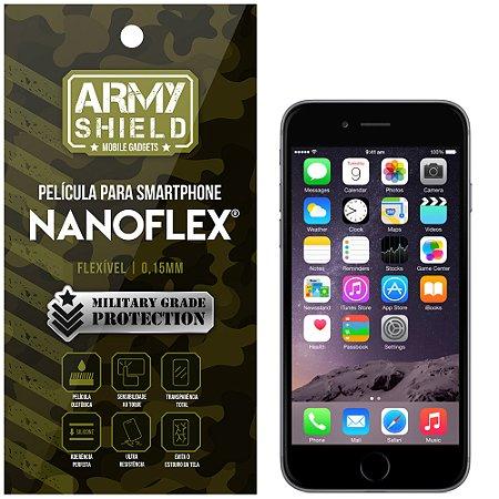 Película NanoFlex [FRONTAL] Apple iPhone 6 - 6S  - Armyshield