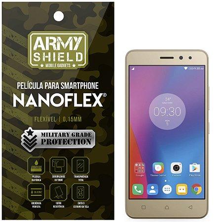 Película NanoFlex [FRONTAL] Lenovo K6  - Armyshield