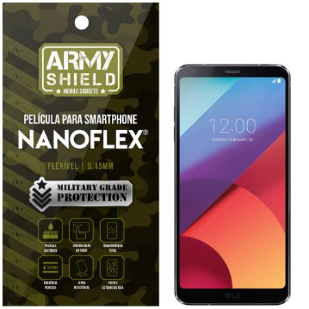 Película NanoFlex [FRONTAL] LG G6  - Armyshield