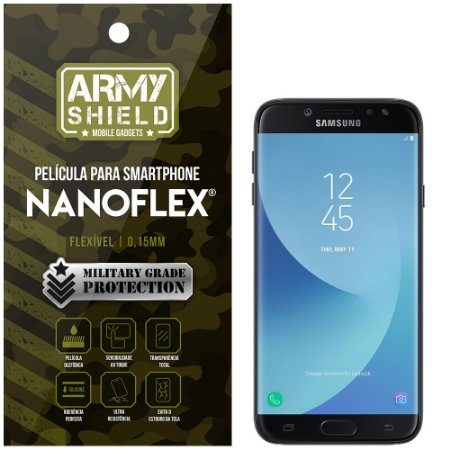 Película NanoFlex [FRONTAL] Samsung Galaxy J7 Pro (2017) - Armyshield