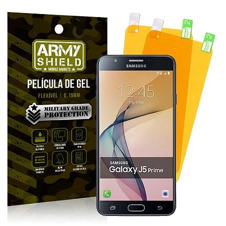 Kit 2 Películas de Gel Samsung Galaxy J5 Prime - Armyshield