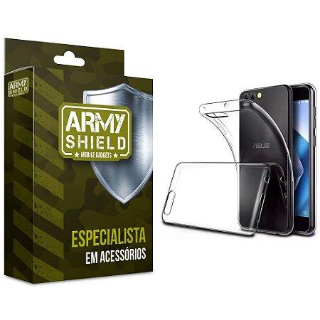 Capa TPU Asus Zenfone 4 ZE554KL 5.5- Armyshield