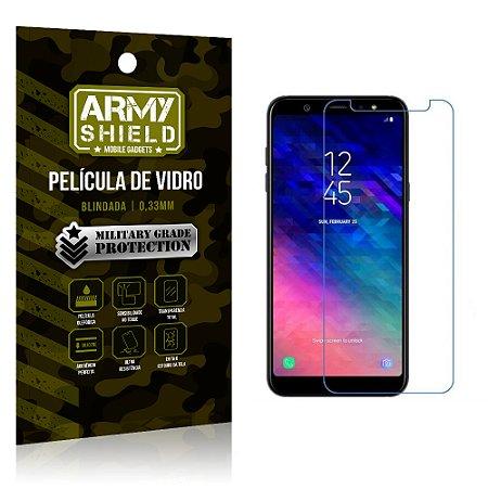 Película de Vidro Samsung A6 - Armyshield
