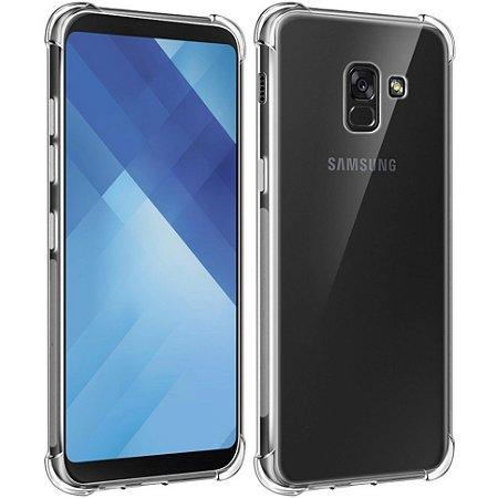 Capa Anti Impacto Samsung Galaxy A8 PLUS - Armyshield