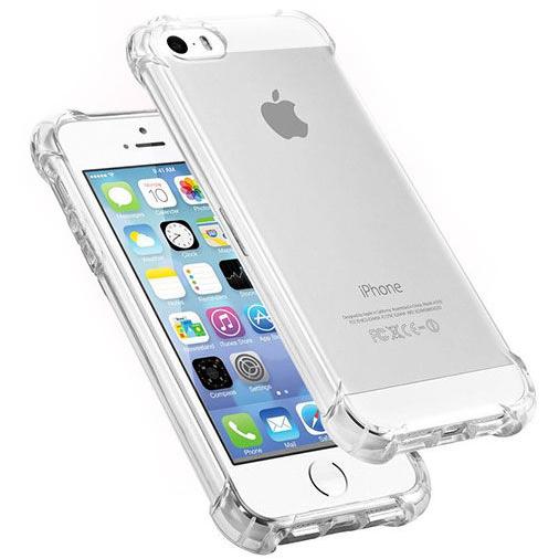 Capa Anti Impacto iPhone 5G/SE - Armyshield
