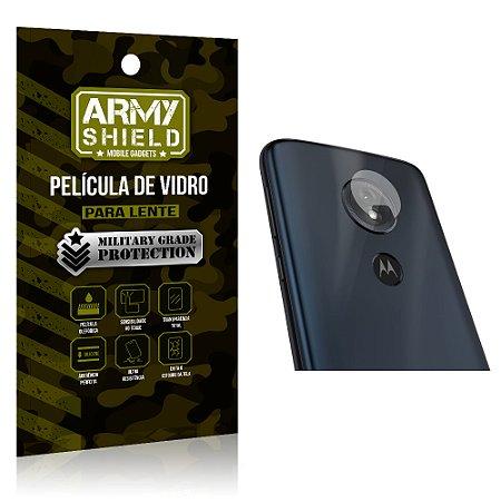 Película de Lente Anti Risco Motorola Moto G6 Play - Armyshield