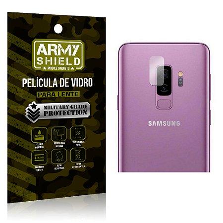 Película de Lente da Câmera Anti Risco Samsung S9 Plus - Armyshield