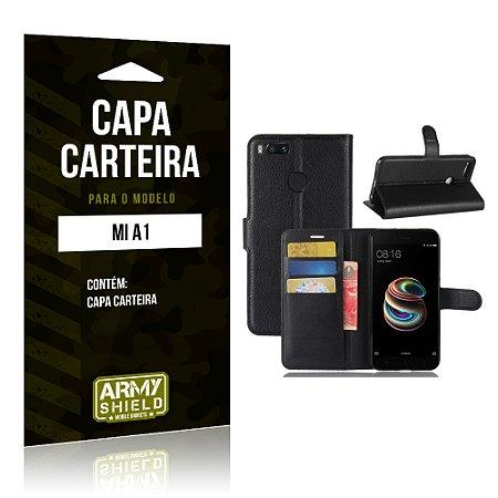 Capa Carteira Xiaomi Mi A1 - Armyshield