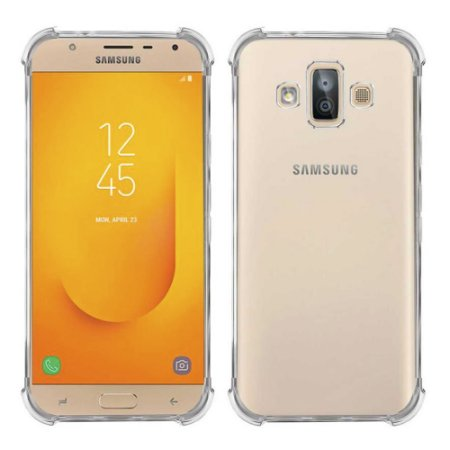 Capa Anti Impacto Samsung Galaxy J7 Duo - Armyshield