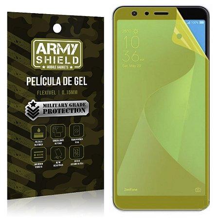 Película de Gel Zenfone Max Pro M1 ZB602KL - Armyshield