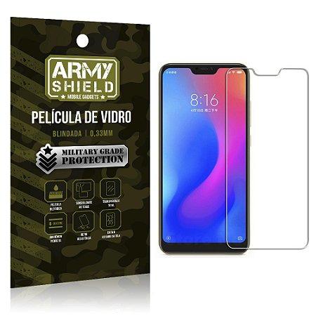 Película de Vidro Blindada Xiaomi Mi A2 Lite (Redmi 6 Pro) - Armyshield