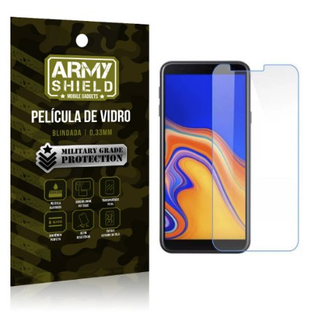 Película de Vidro Blindada Galaxy J4 Plus - Armyshield