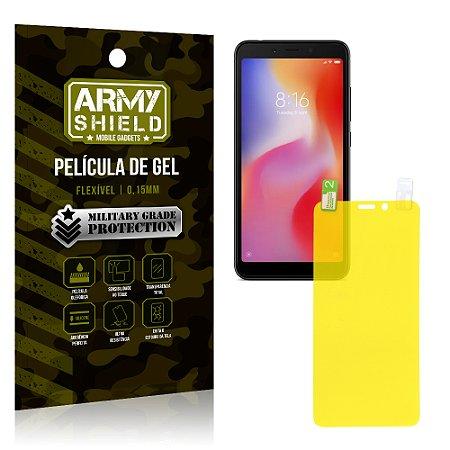 Película de Gel Flexível Xiaomi Redmi 6 - Armyshield