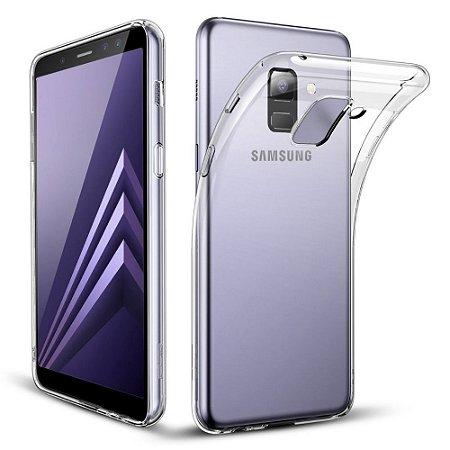 Capa Silicone Samsung Galaxy A8 Plus - Armyshield