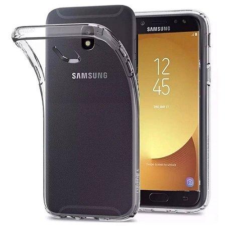 Capa Silicone Samsung Galaxy J5 Pro - Armyshield