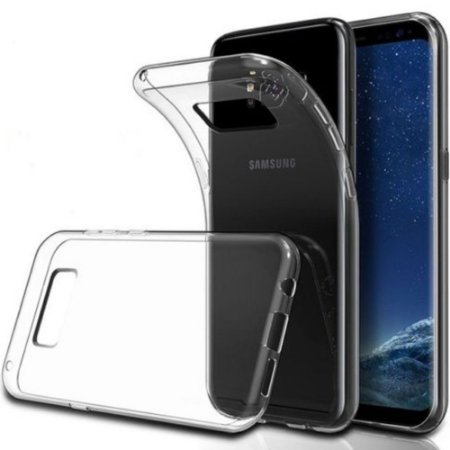 Capa Silicone Samsung Galaxy S8 - Armyshield