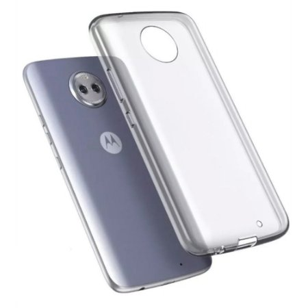 Capa Silicone Motorola Moto X4 - Armyshield