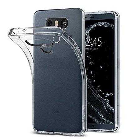 Capa Silicone LG  G6 - Armyshield