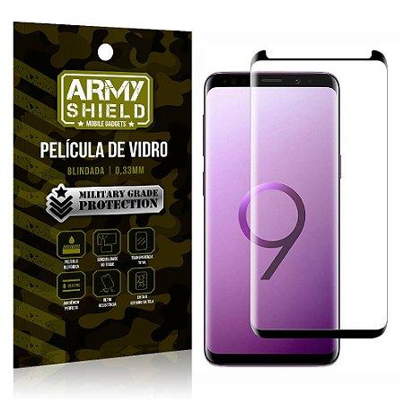 Película de Vidro Blindada Samsung Galaxy S9 - Armyshield