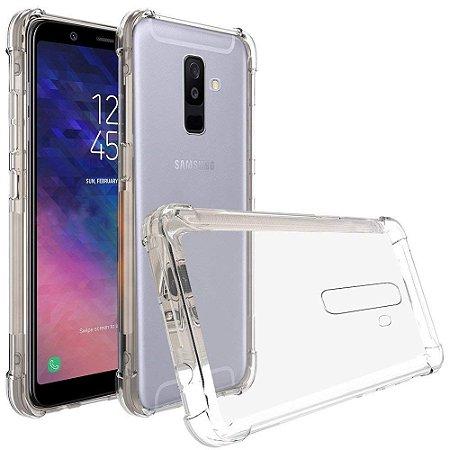 Capa Anti Shock Samsung Galaxy A6 Plus - Armyshield