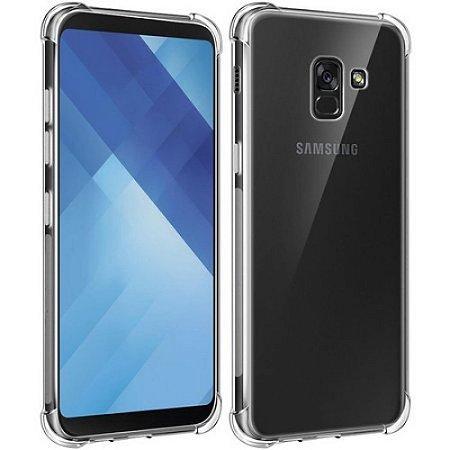 Capa Anti Shock Samsung Galaxy A8 Plus - Armyshield