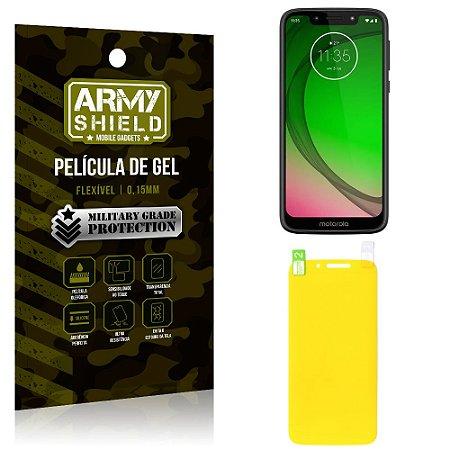 Película de Gel Motorola Moto G7 Play - Armyshield