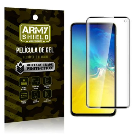 Película de Gel Samsung Galaxy S10e - Armyshield