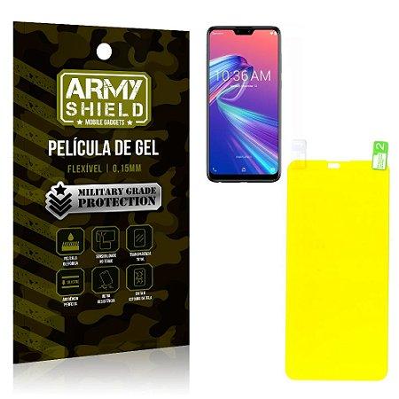 Película de Gel Asus Zenfone Max Pro M2 ZB631KL - Armyshield