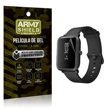 Película de Gel Smart watch Amazfit Bip - Armyshield