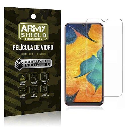Película de Vidro Blindada Galaxy A30 - Armyshield