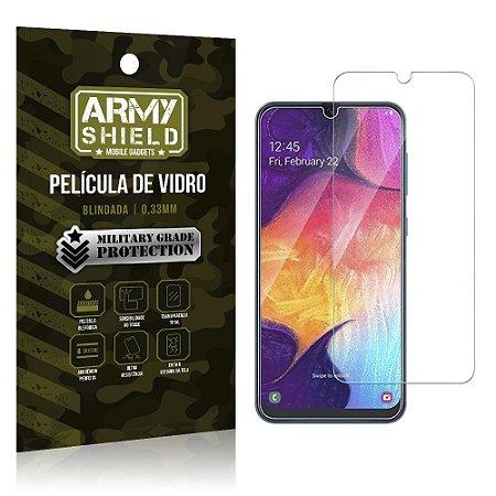 Película de Vidro Blindada Galaxy A50 - Armyshield