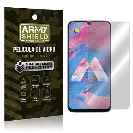 Película de Vidro Blindada Galaxy M30 - Armyshield