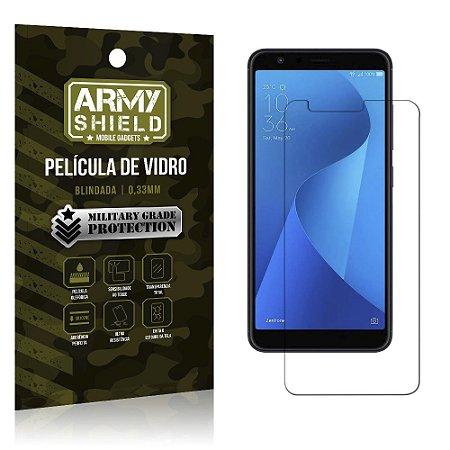 Película Vidro Blindada Zenfone Max M1 ZB555KL - Armyshield