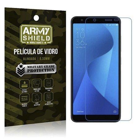 Película Vidro Blindada Zenfone Live L1 ZA550KL - Armyshield