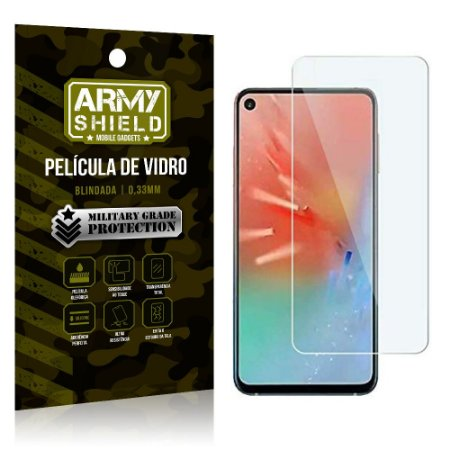 Película de Vidro Blindada Samsung A60 - Armyshield
