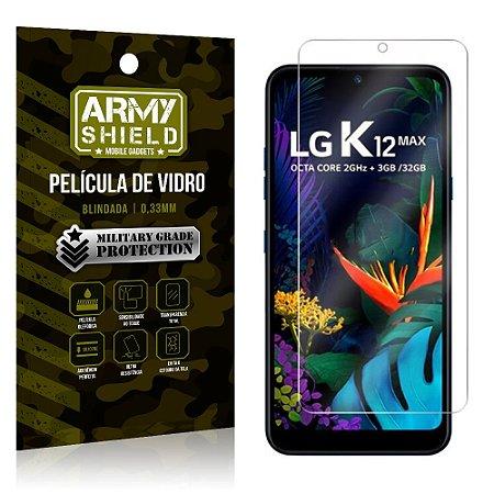 Película de Vidro Blindada LG K12 Max - Armyshield