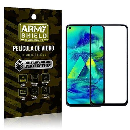 Película de Vidro 3D Cobre Tela Toda Samsung M40 - Armyshield