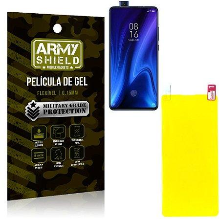 Película de Gel Flexível Xiaomi Redmi K20 Mi 9T - Armyshield