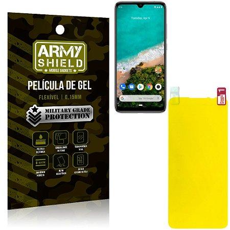 Película de Gel Flexível Xiaomi Mi A3 (CC9e) - Armyshield