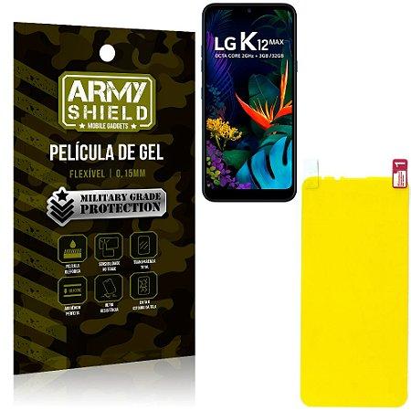 Película de Gel Flexível LG K12 Max - Armyshield