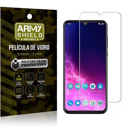 Película de Vidro Blindada Motorola Moto One Zoom - Armyshield