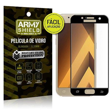 Película 3D Fácil Aplicação Galaxy A5 (2017) Película 3D - Armyshield