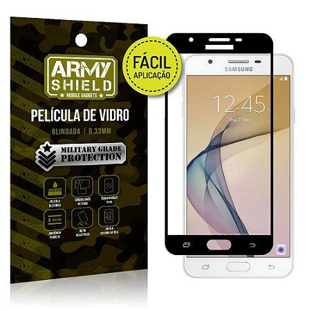 Película 3D Fácil Aplicação Galaxy J5 Prime Película 3D - Armyshield