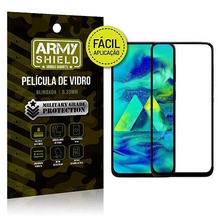 Película 3D Fácil Aplicação Samsung Galaxy M40 Película 3D - Armyshield