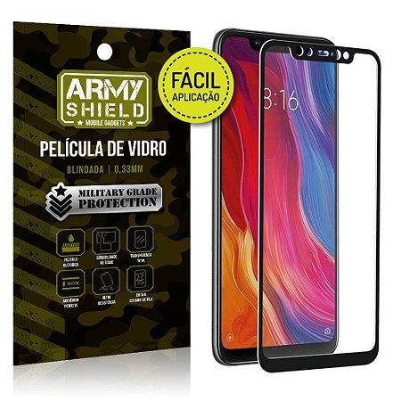 Película 3D Fácil Aplicação Xiaomi Mi 8 Pro Película 3D - Armyshield