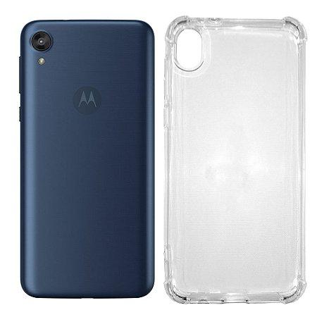 Capa Anti Impacto Motorola Moto E6 - Armyshield