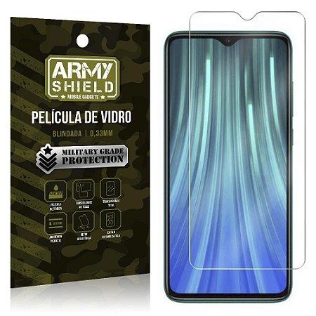 Película de Vidro Blindada Redmi Note 8 Pro - Armyshield