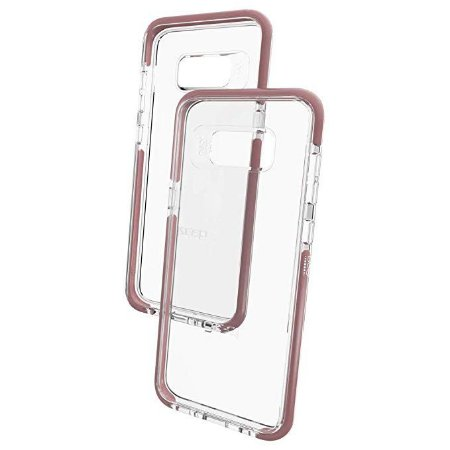 Case Anti Impacto Samsung Galaxy S8 Plus Gear4 Piccadilly Rose